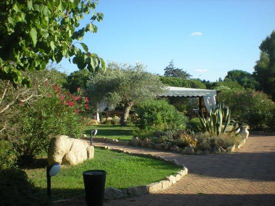 Ragno d'Oro Club Hotel: Il giardino del Ragno D'Oro