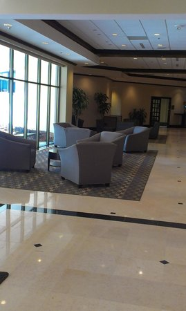 Radisson Hotel High Point: Lobby view