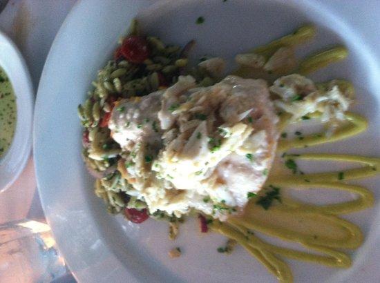 Marina Cafe: Grouper