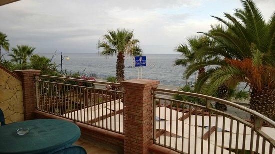 Hotel Solemar : Vista desde la habitación