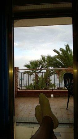 Hotel Solemar: Vista desde la habitación