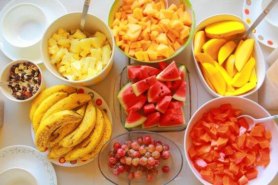 Hostal Zocalo: desayuno