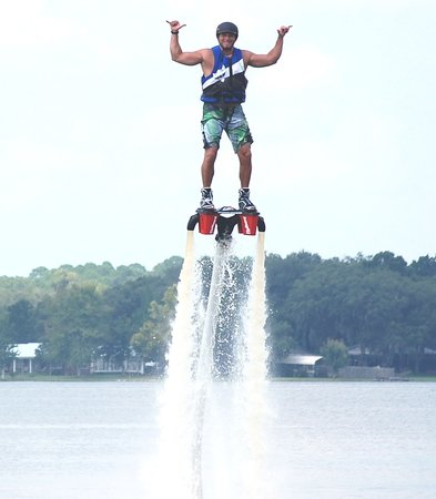 ‪Panama City Beach Flyboard‬