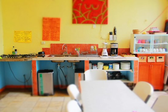 Hostal Zocalo: cocina