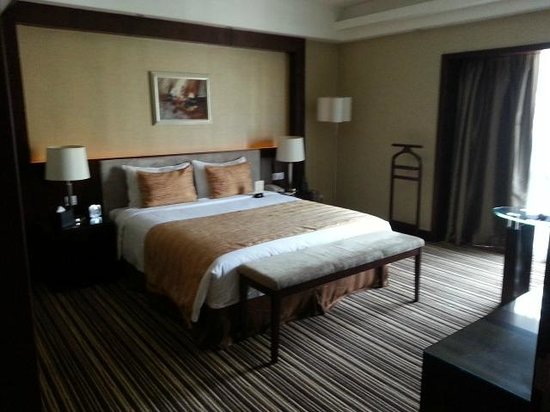 Leeden Hotel: Kingsize bed