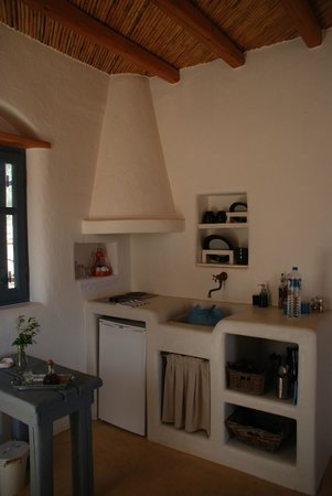 Pambelos Lodge: The room
