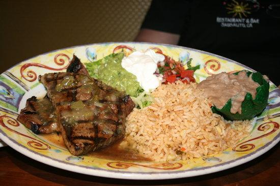 Saylor's Restaurant And Bar: Carne Asada