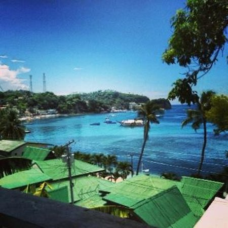 Sabang Inn Beach & Dive Resort: View from Balcony