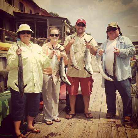 Catch 1 Sport Fishing Charters : The Tennants