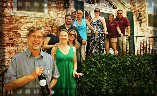Divine Wine Tours of Virginia