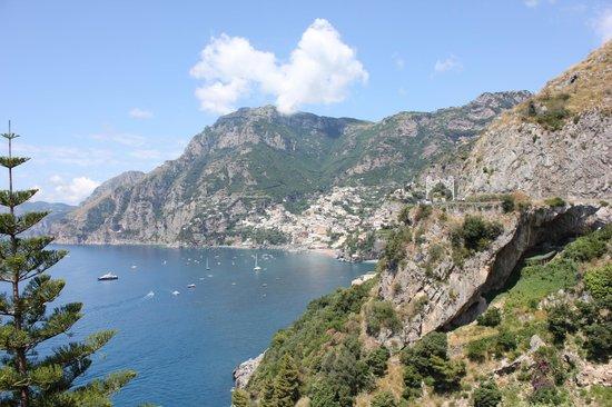 Il San Pietro di Positano : view from the Terrace