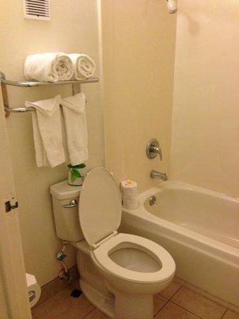 Days Inn Turlock : toilettes