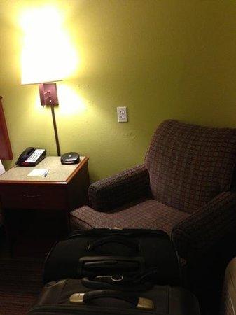 Days Inn Turlock : fauteuil
