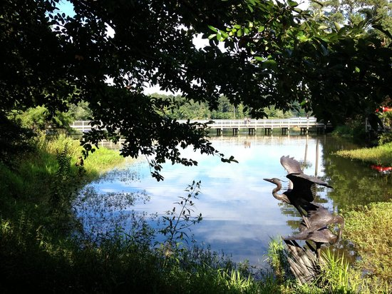 Beautiful picture of callaway gardens pine mountain for Callaway gardens fishing