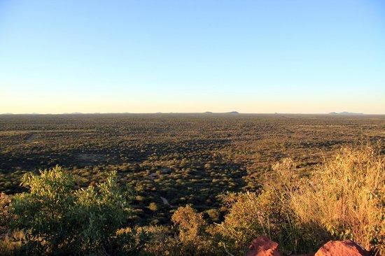 Okonjima Bush Camp: The Okonjima Nature Reserve