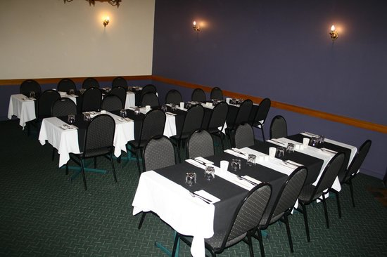 Jetty Restaurant: Our function facilities