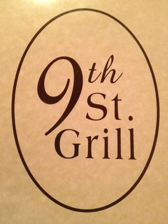 9th St. Grill Logo