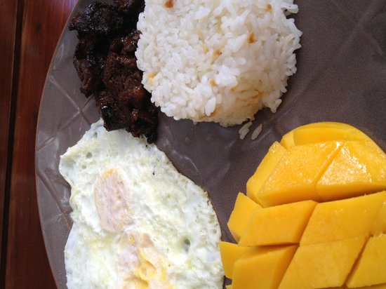 Lazy Dog Bed & Breakfast: The best Tapa! :)