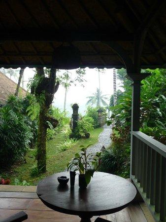 Taman Bebek Resort & Spa: view from porch