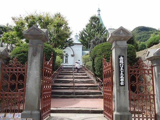Hakodate Orthodox Church : 異国情緒たっぷり