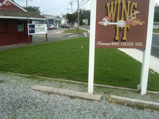 Wing It: 1265 Bayshore Road, Villas, NJ 08251