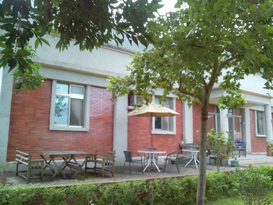 Lantingxiuxian : 嵐庭休閒民宿