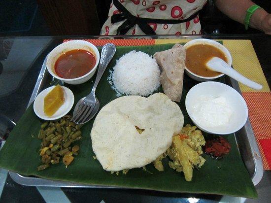 Taste Budz : thali