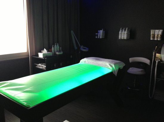 Le Camp SPA & Resort : Spa room with water bed