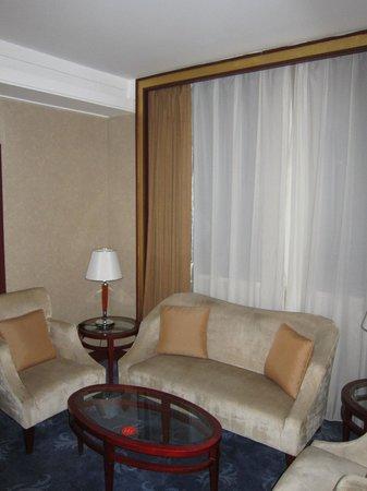 Mercure Xian on Renmin Square: suite