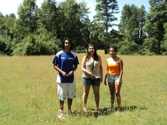 EcoReserva Quelhue Lodge y Cabanas: treking