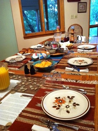 Sundance Bear Lodge : Feast