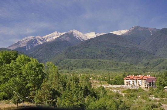 Hotel Gazei : Pirin mountains