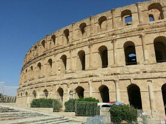 قصر الجم, تونس: colosseo di el jem