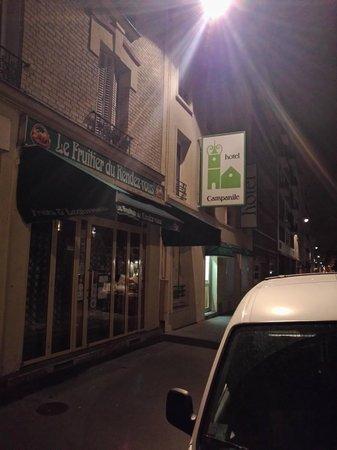 Hotel Kyriad Paris 12 - Nation: zona tranquilla e posizione strategica