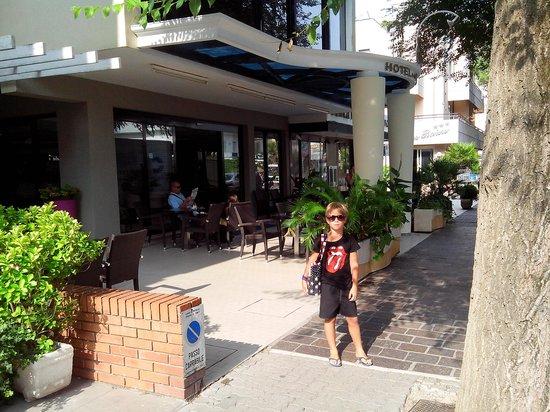 Hotel King Cattolica : Gabriele al King