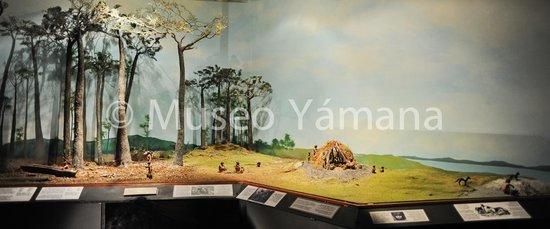 Museo Yámana: Maque actividades