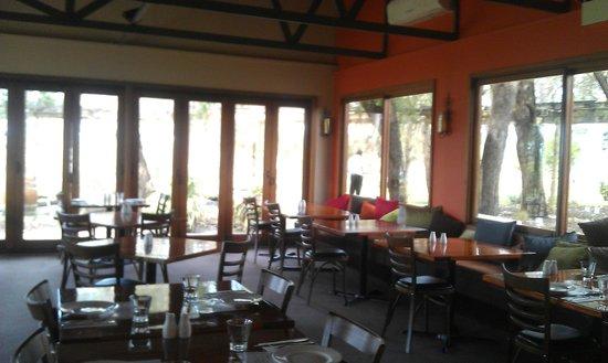 Hunter Valley Resort: Restaurant