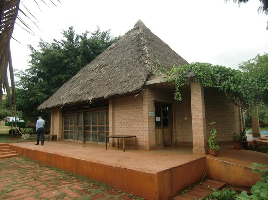 Our Native Village: conference hall