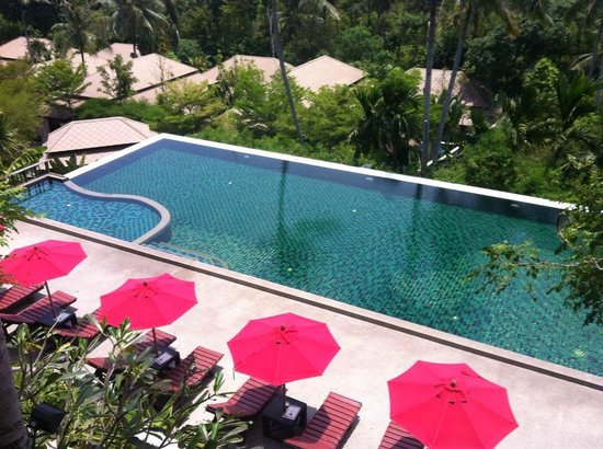 Kirikayan Luxury Pool Villas & Spa: Pool
