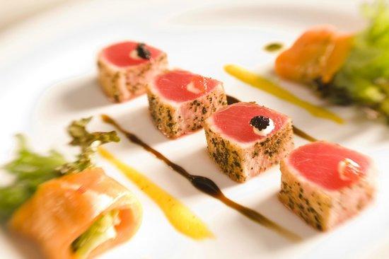 Chantara Restaurant: Sear Tuna