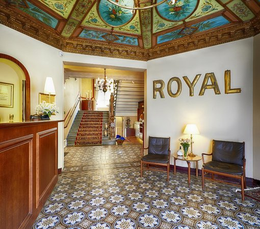 Hotel Royal Gothenburg: Reception hall