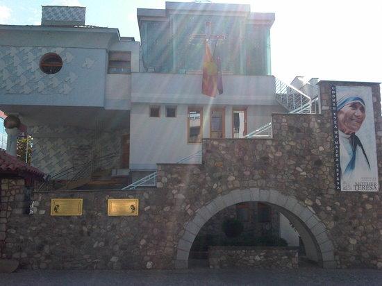 Memorial House of Mother Teresa : Mother Teresa,a House