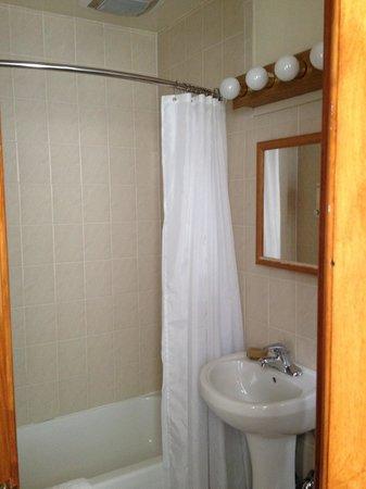 Upper Yorkville Suites : bathroom