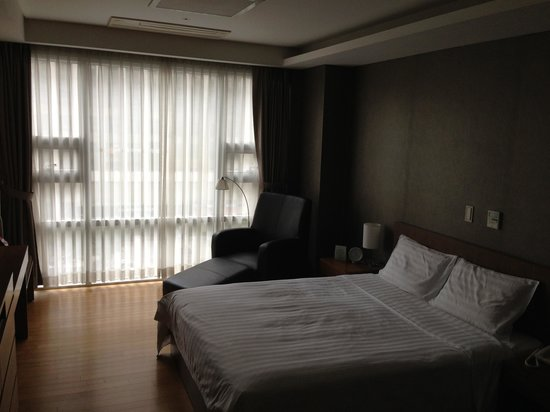Fraser Place Central Seoul : Номер