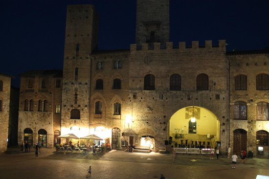 I Coppi: San Gimignano