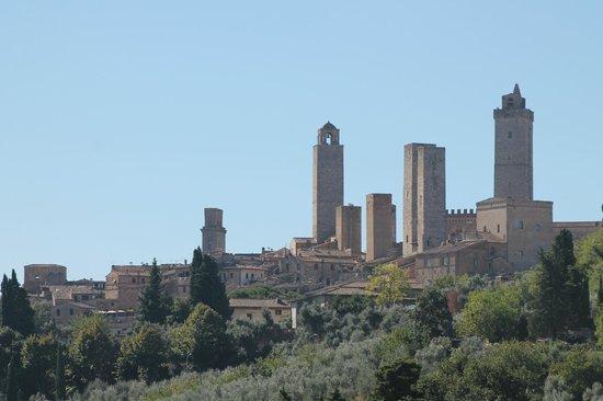 I Coppi : San Gimignano