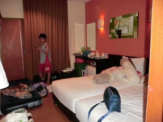 Spazzio Hotel: room