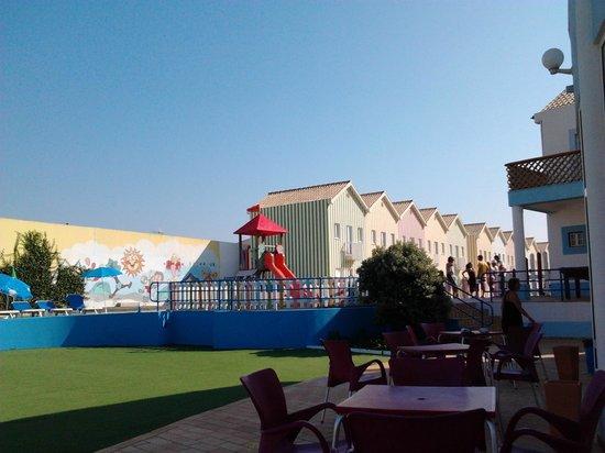 Hotel Cristal Praia Resort & Spa: Vista dos quartos
