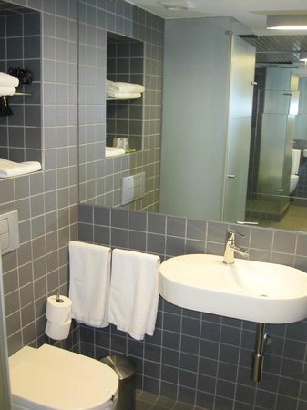 Hotel Moure: bagno