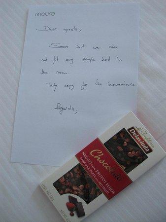 Hotel Moure: piccole attenzioni che fanno la differenza